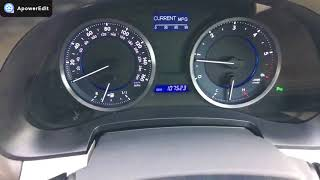 HV61NCN Lexus IS 200 2.2 TD Advance 4dr