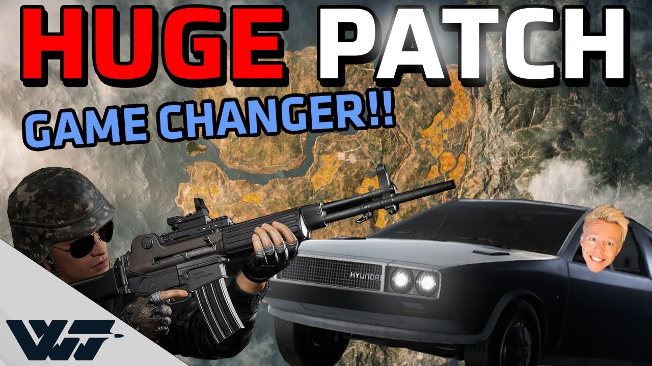 """Download PATCH OF THE YEAR - It's a GAMECHANGER - New map / Self-revive / weapons / vehicle / """"gulag"""" + more"""