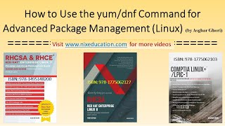 How to Use the Yum Command for Advanced Package Management