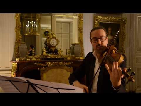 """Concert """"à madame, divertissement pour Adélaïde"""""""