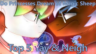 Candid Canned: Do Princesses Dream of Magic Sheep (with AnY Pony)
