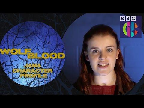 Wolfblood Series 4  All about Jana  CBBC