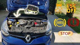 Proviamo la Renault Clio senza controlli e aiuti alla guida (MAI PIÙ!!)