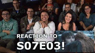 "Game of Thrones S07E03 ""The Queen's Justice"" Brazilian Pub Reaction - Sena's Bar"