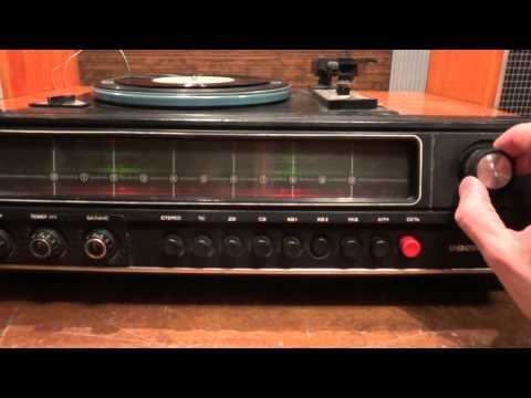 Радиола Вега 323