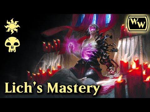 Wacky Wednesday - Standard - Lich's Mastery