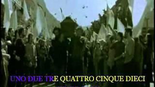 MODENA CITY RAMBLERS - I cento passi - KARAOKE