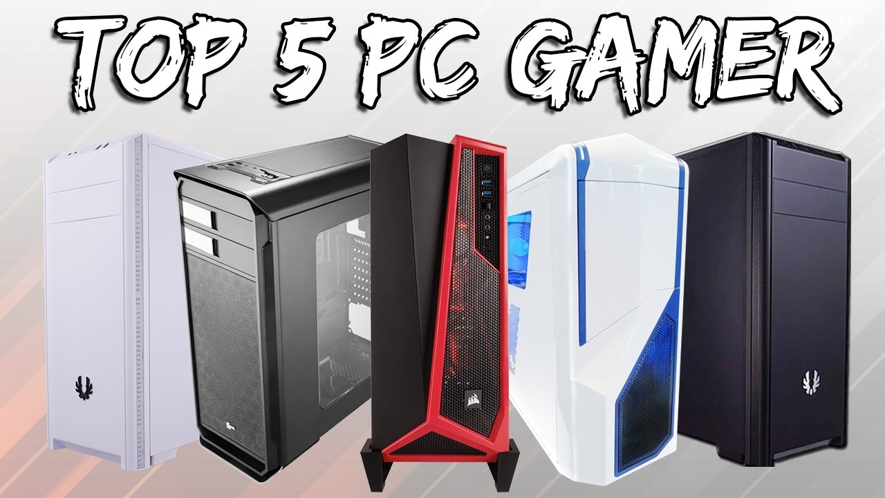 top 5 pc gamer pas cher 400 600 800 1000 1500 youtube