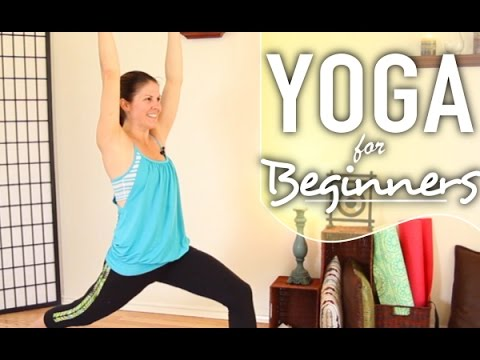 yoga for back pain  30 minute beginners back stretch for