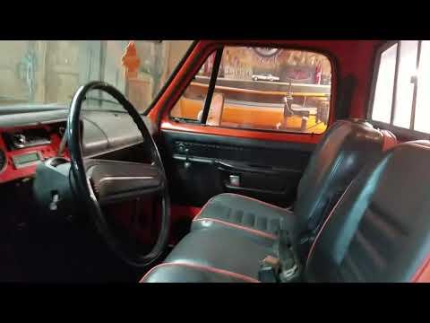 1974 Dodge w200 with QSB 4.5 4bt Cummins