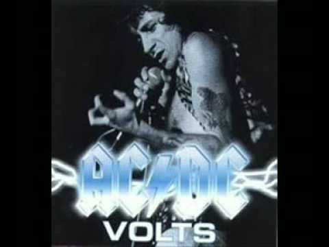 AC/DC Bon Scott Fantastic original unreleased Touch Too Much