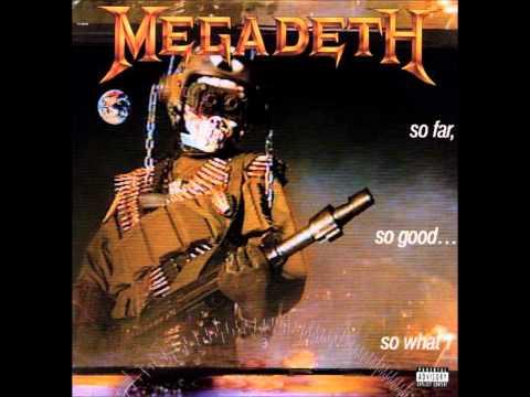 Megadeth-In My Darkest Hour[HQ and LYRICS]