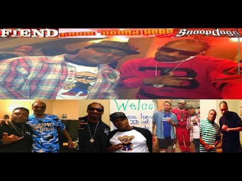 Fiend & Snoop - From Round Here Ft LIL JON