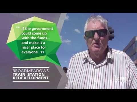 Hume City Council advocating for Broadmeadows Train Station Redevelopment 2018