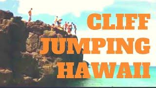 Waimea Bay Cliff Jumping Oahu - Disun