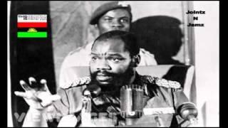 ojukwu s speech during the biafran war a