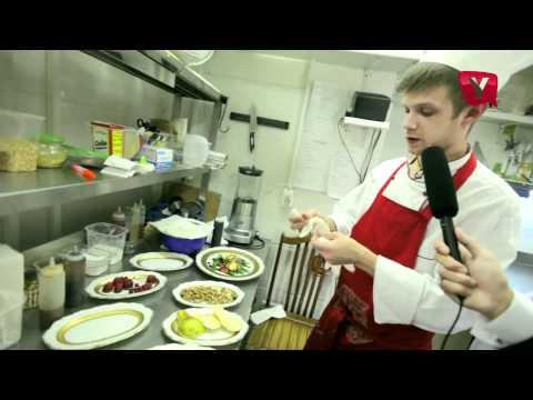 Как приготовить быстрый салат