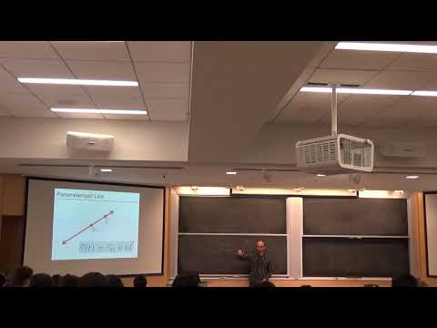 Introduction to computer graphics, lecture 2: Curves I