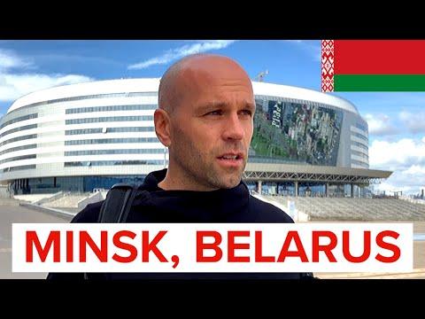 MINSK, BELARUS 🇧🇾(Unbelievable!) русские субтитры