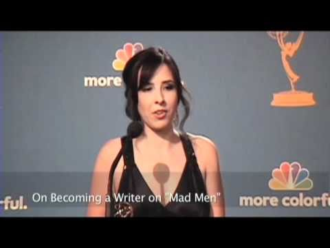 Emmy-winning writer Erin Levy on being the real-li...