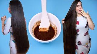 Волосы растут как грибы СУПЕР ДЛИННЫЕ и ГУСТЫЕ ВОЛОСЫ уже после нескольких применений