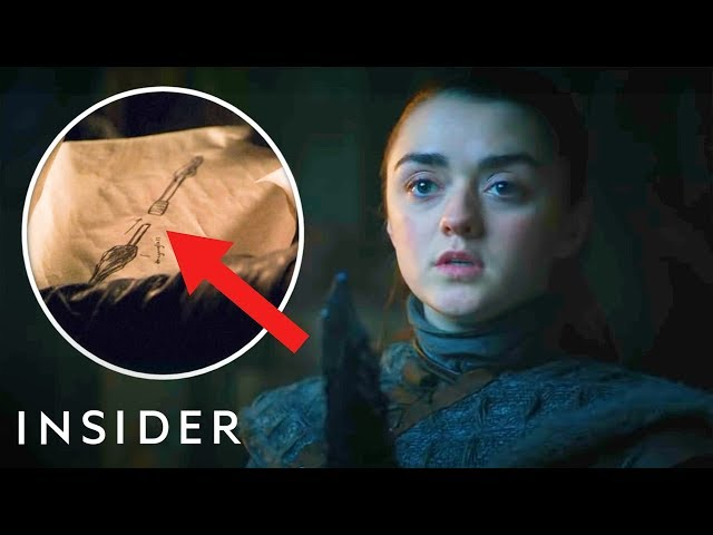 13 Details You Missed In The Game Of Thrones Season 8 Premiere