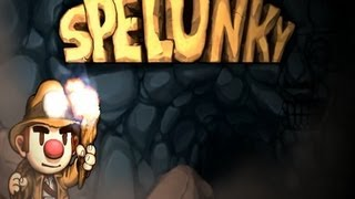 Spelunky Official Trailer