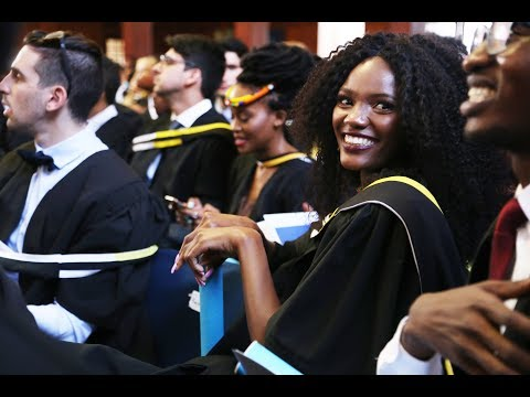 Faculties of Commerce and Science graduation ceremony – 5 April at 10:00