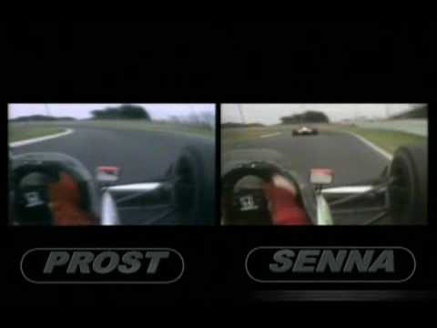 Did Prost Take Out Senna in