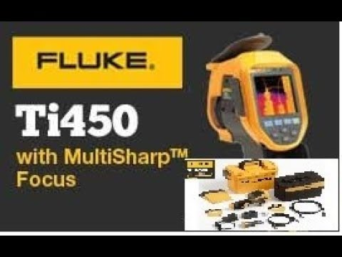 Fluke Ti450 Thermal Imager - Unboxing