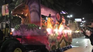 New Orleans Mardi Gras 2012