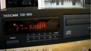 Tascam CD 160 cd player