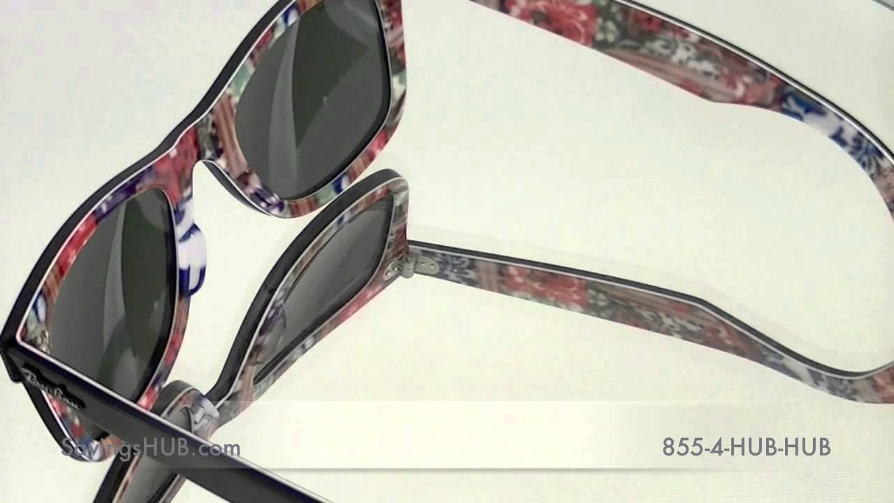 5444b30c6 ... shopping ray ban wayfarer surfs up 11 sunglasses rb2140 1136 youtube  f2be7 7ea70