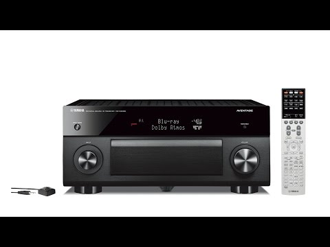 Top 3 Best Audio Video Receiver To Buy 2017 | Audio Video Receiver Reviews
