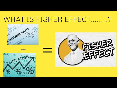 WHAT IS FISHER AND INTERNATIONAL FISHER EFFECT ....?