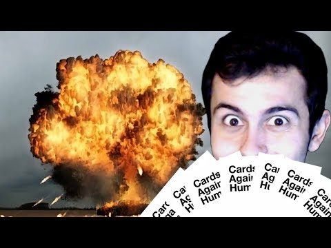 EXPLOSIVELY CURATIVE POWERS! | Cards Against Humanity
