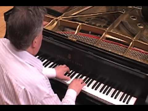Leslie Howard - Liszt Weinen, Klagen Variations, S180 (part 1)