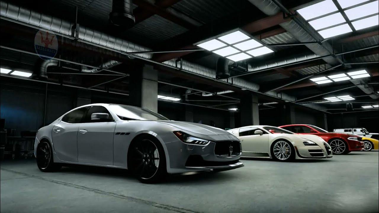 Forza Horizon 2 F&F - 2014 Maserati Ghibli S F&F Edition