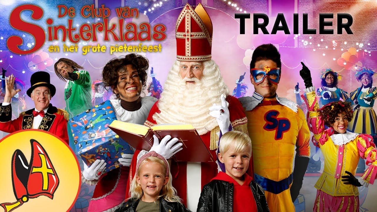 SINTERKLAASFILM 2020 (TRAILER) • DE CLUB VAN SINTERKLAAS & HET GROTE PIETENFEEST • Nu op DVD & VOD
