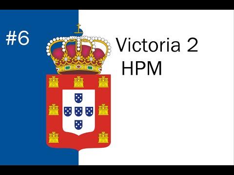 Victoria 2 HPM Mod - Portugal 6 [Balkan Crisis]