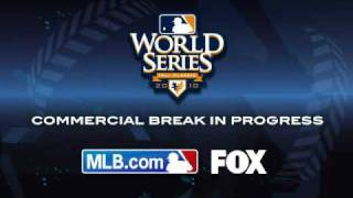 WORLD SERIES GAME 5 -- FIRST PITCH 6:57 PM CT - November 01, 2010