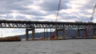 The New Ny Bridge Tappan Zee Bridge