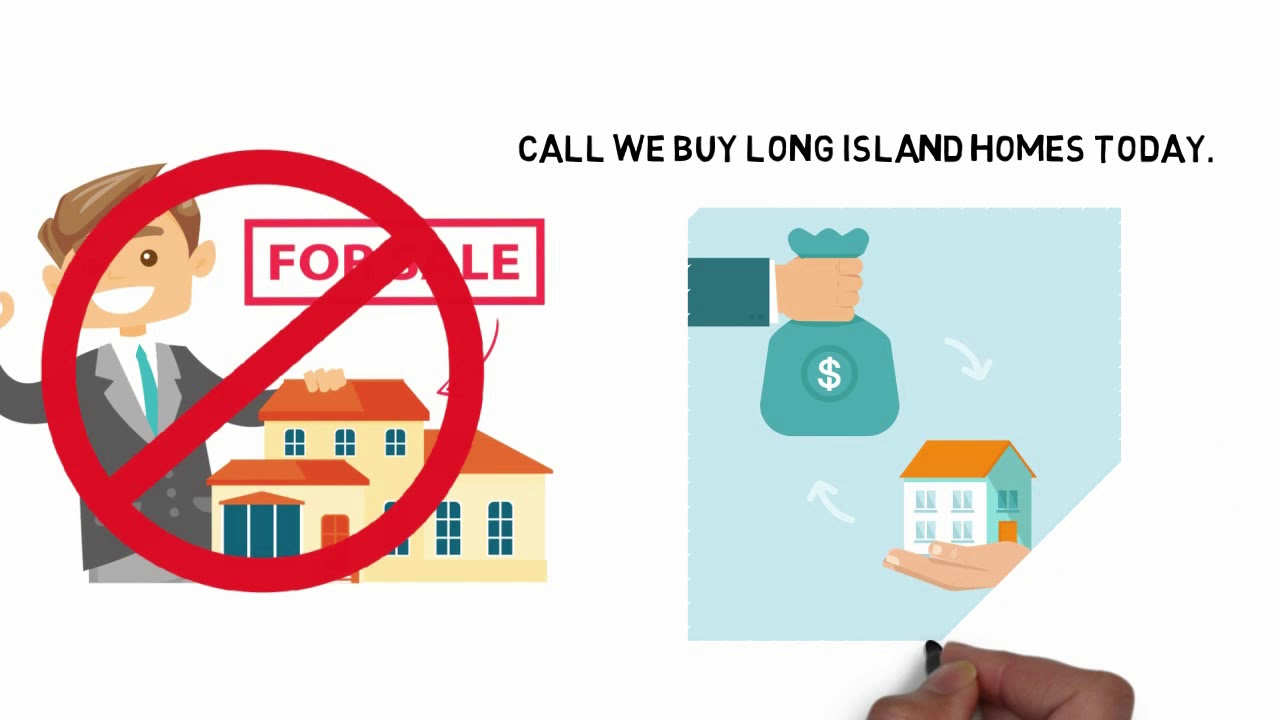 We Buy Long island Homes