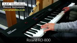 nord stage 2 ex 88 vs roland rd 800 product comparison a hamilton