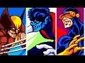 X-Men (Arcade) All Bosses (No Hit)