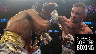 Carl Frampton v Leo Santa Cruz highlights | The Jackal becomes two-weight world champion