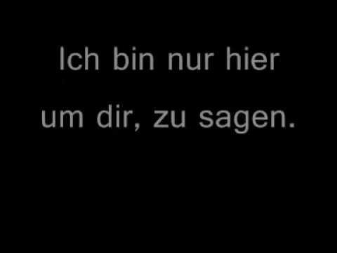 Tokio Hotel - An Deiner Seite (Ich bin Da) Lyric & Traduction