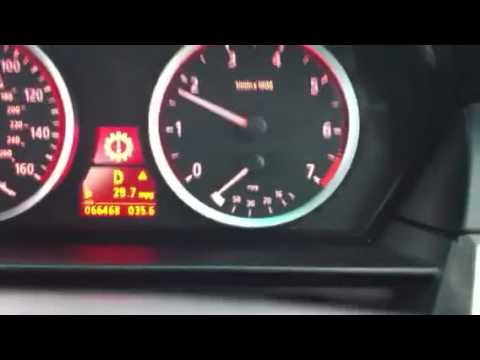 Bmw 530i Auto Transmission Fault Youtube
