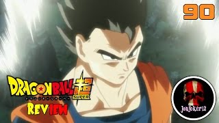 Dragon Ball Super Episode 90 Review