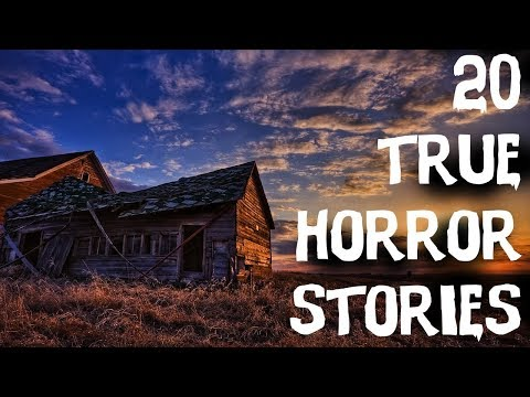 10 TERRIFYING TRUE Horror Stories From Reddit Let's Not Meet! (2019)
